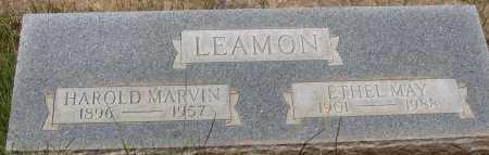 LEAMON, ETHEL MAY - Coconino County, Arizona | ETHEL MAY LEAMON - Arizona Gravestone Photos