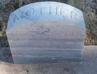LINCOLN, ELIZABETH A. - Coconino County, Arizona | ELIZABETH A. LINCOLN - Arizona Gravestone Photos