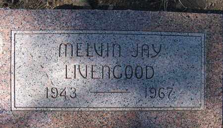LIVENGOOD, MELVIN JAY - Coconino County, Arizona | MELVIN JAY LIVENGOOD - Arizona Gravestone Photos