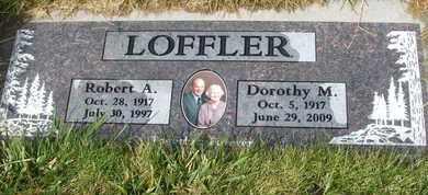LOFFLER, DOROTHY M. - Coconino County, Arizona | DOROTHY M. LOFFLER - Arizona Gravestone Photos