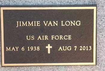LONG, JIMMIE VAN - Coconino County, Arizona   JIMMIE VAN LONG - Arizona Gravestone Photos