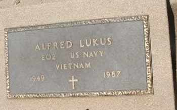 LUKUS, ALFRED - Coconino County, Arizona | ALFRED LUKUS - Arizona Gravestone Photos