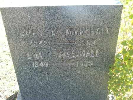 MARSHALL, JAMES A. - Coconino County, Arizona   JAMES A. MARSHALL - Arizona Gravestone Photos