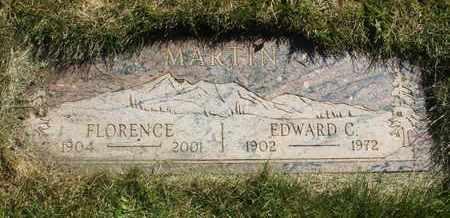 MARTIN, EDWARD C. - Coconino County, Arizona | EDWARD C. MARTIN - Arizona Gravestone Photos