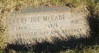 MCCABE, LARRY JOE - Coconino County, Arizona | LARRY JOE MCCABE - Arizona Gravestone Photos