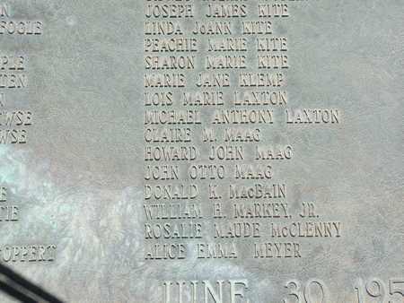 MCCLENNY, ROSALIE MAUDE - Coconino County, Arizona | ROSALIE MAUDE MCCLENNY - Arizona Gravestone Photos