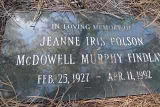 MCDOWELL, JEANNE - Coconino County, Arizona | JEANNE MCDOWELL - Arizona Gravestone Photos