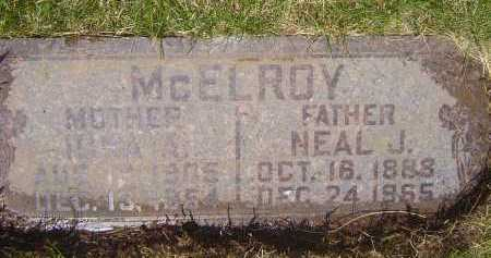 MCELROY, IONA A. - Coconino County, Arizona | IONA A. MCELROY - Arizona Gravestone Photos