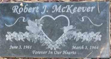 MCKEEVER, ROBERT J. - Coconino County, Arizona | ROBERT J. MCKEEVER - Arizona Gravestone Photos