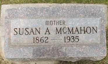 MCMAHON, SUSAN A. - Coconino County, Arizona | SUSAN A. MCMAHON - Arizona Gravestone Photos