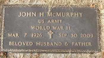 MCMURPHY, JOHN H. - Coconino County, Arizona | JOHN H. MCMURPHY - Arizona Gravestone Photos