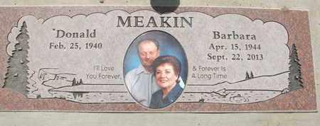 MEAKIN, BARBARA - Coconino County, Arizona | BARBARA MEAKIN - Arizona Gravestone Photos