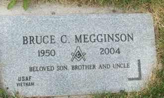 MEGGINSON, BRUCE C. - Coconino County, Arizona | BRUCE C. MEGGINSON - Arizona Gravestone Photos