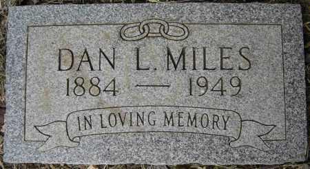 MILES, DAN L. - Coconino County, Arizona   DAN L. MILES - Arizona Gravestone Photos