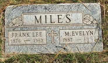 MILES, FRANK LEE - Coconino County, Arizona | FRANK LEE MILES - Arizona Gravestone Photos