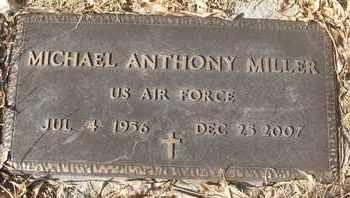 MILLER, MICHAEL ANTHONY - Coconino County, Arizona | MICHAEL ANTHONY MILLER - Arizona Gravestone Photos