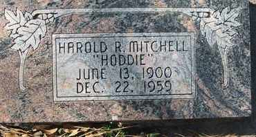 "MITCHELL, HAROLD R. ""HODDIE"" - Coconino County, Arizona | HAROLD R. ""HODDIE"" MITCHELL - Arizona Gravestone Photos"