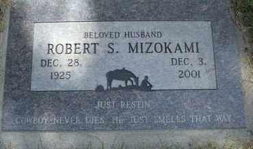 MIZOKAMI, ROBERT S. - Coconino County, Arizona | ROBERT S. MIZOKAMI - Arizona Gravestone Photos