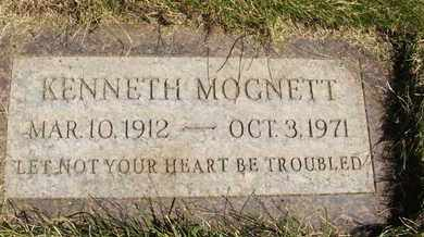 MOGNETT, KENNETH - Coconino County, Arizona   KENNETH MOGNETT - Arizona Gravestone Photos