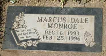 MONROE, MARCUS DALE - Coconino County, Arizona | MARCUS DALE MONROE - Arizona Gravestone Photos