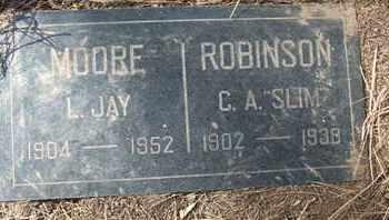 MOORE, L. JAY - Coconino County, Arizona | L. JAY MOORE - Arizona Gravestone Photos