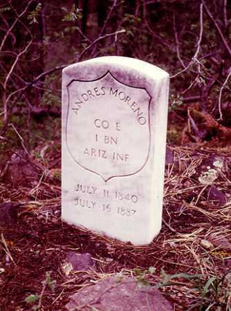 MORENO, ANDRES - Coconino County, Arizona | ANDRES MORENO - Arizona Gravestone Photos