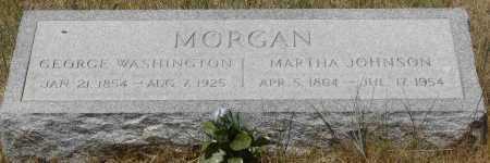 MORGAN, GEORGE WASHINGTON - Coconino County, Arizona | GEORGE WASHINGTON MORGAN - Arizona Gravestone Photos