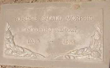 MORPHIS, JOYCE E. - Coconino County, Arizona | JOYCE E. MORPHIS - Arizona Gravestone Photos