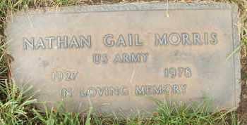 MORRIS, NATHAN GAIL - Coconino County, Arizona | NATHAN GAIL MORRIS - Arizona Gravestone Photos
