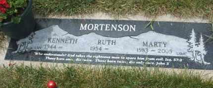MORTENSON, MARTY - Coconino County, Arizona | MARTY MORTENSON - Arizona Gravestone Photos