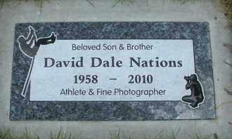 NATIONS, DAVID DALE - Coconino County, Arizona | DAVID DALE NATIONS - Arizona Gravestone Photos