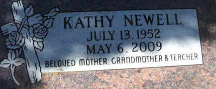 NEWELL, KATHY - Coconino County, Arizona | KATHY NEWELL - Arizona Gravestone Photos