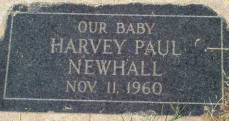 NEWHALL, HARVEY PAUL - Coconino County, Arizona | HARVEY PAUL NEWHALL - Arizona Gravestone Photos