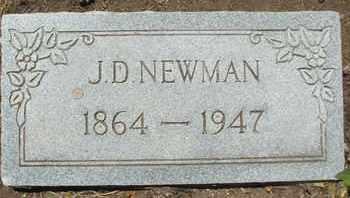 NEWMAN, J.D. - Coconino County, Arizona | J.D. NEWMAN - Arizona Gravestone Photos