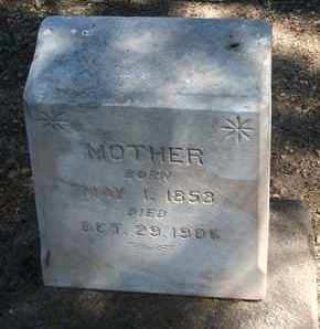 NO LAST NAME, MOTHER - Coconino County, Arizona | MOTHER NO LAST NAME - Arizona Gravestone Photos