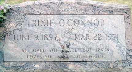 O'CONNOR, TRIXIE - Coconino County, Arizona   TRIXIE O'CONNOR - Arizona Gravestone Photos