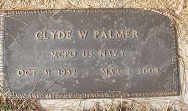 PALMER, CLYDE W. - Coconino County, Arizona | CLYDE W. PALMER - Arizona Gravestone Photos
