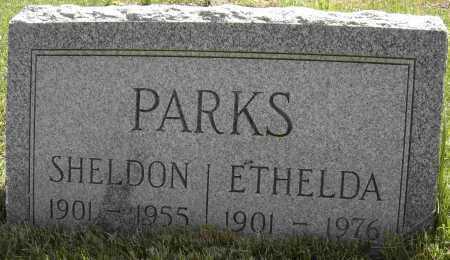 PARKS, SHELDON - Coconino County, Arizona | SHELDON PARKS - Arizona Gravestone Photos