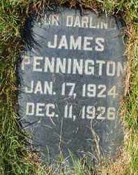 PENNINGTON, JAMES - Coconino County, Arizona | JAMES PENNINGTON - Arizona Gravestone Photos