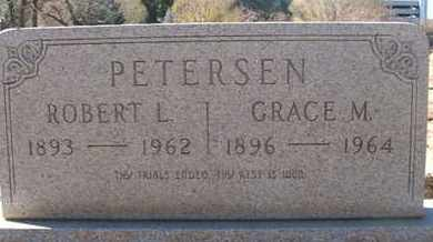 PETERSEN, ROBERT L. - Coconino County, Arizona | ROBERT L. PETERSEN - Arizona Gravestone Photos