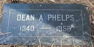 PHELPS, DEAN A. - Coconino County, Arizona | DEAN A. PHELPS - Arizona Gravestone Photos