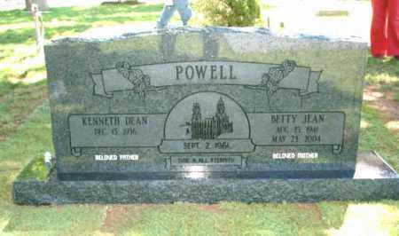 POWELL, BETTY - Coconino County, Arizona | BETTY POWELL - Arizona Gravestone Photos