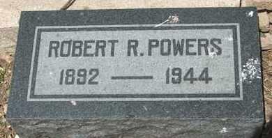 POWERS, ROBERT R. - Coconino County, Arizona | ROBERT R. POWERS - Arizona Gravestone Photos