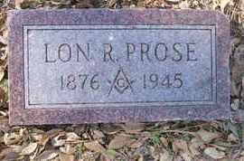 PROSE, LON R. - Coconino County, Arizona | LON R. PROSE - Arizona Gravestone Photos