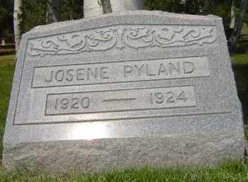 PYLAND, JOSENE - Coconino County, Arizona | JOSENE PYLAND - Arizona Gravestone Photos