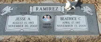RAMIREZ, JESSE A. - Coconino County, Arizona | JESSE A. RAMIREZ - Arizona Gravestone Photos