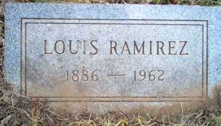 RAMIREZ, LOUIS - Coconino County, Arizona | LOUIS RAMIREZ - Arizona Gravestone Photos