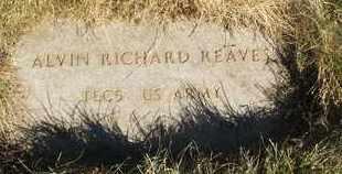 REAVES, ALVIN RICHARD - Coconino County, Arizona | ALVIN RICHARD REAVES - Arizona Gravestone Photos