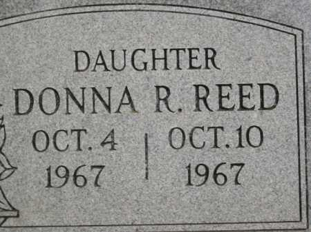 REED, DONNA R. - Coconino County, Arizona | DONNA R. REED - Arizona Gravestone Photos