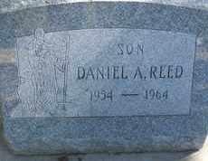 REED, DANIEL A. - Coconino County, Arizona | DANIEL A. REED - Arizona Gravestone Photos